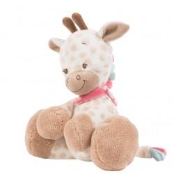 Peluche Charlotte la Girafe, Nattou : Bebe-star